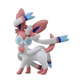 Figura Pokemon - Sylveon - Moncolle - EMC10