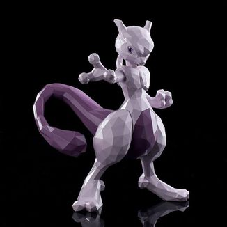 Polygo Mewtwo Figure Pokemon
