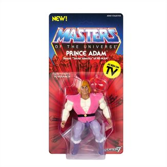 Figura Prince Adam Masters of the Universe Vintage Collection
