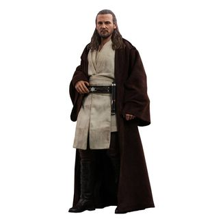 Qui-Gon Jinn Figure Star Wars Episode I Movie Masterpiece