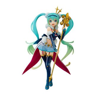 Figura Racing Miku 2018 Challenging to the TOP Hatsune Miku GT Project Vocaloid
