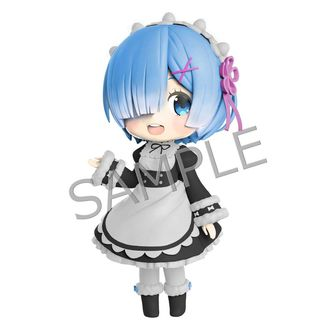Rem Doll Crystal Version Figure Re:Zero