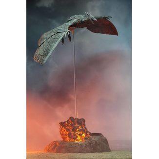 Figura Rodan Godzilla II Rey de los Monstruos