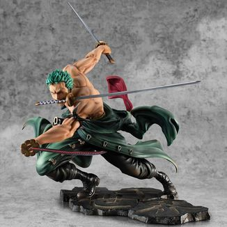 Roronoa Zoro San Zen Se Kai Figure One Piece Portrait of Pirates SA-MAXIMUM