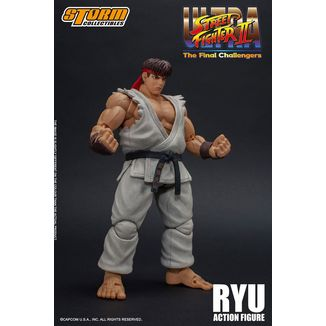 Ryu Figure Ultra Street Fighter II The Final Challengers