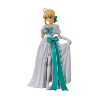 Saber/Altria Pendragon Heroic Spirit Formal Dress Figure Fate/Grand Order