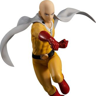 Saitama Hero Costume version Figure One Punch Man Pop Up Parade