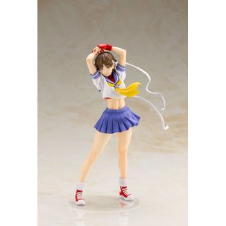 Figura Sakura Round 2 Street Fighter Bishoujo