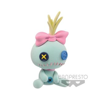Figura Scrump Disney Fluffy Puffy Stitch