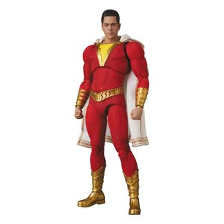 Figura Shazam DC Comics MAF EX