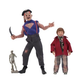 Figura Sloth & Chunk The Goonies Retro Pack