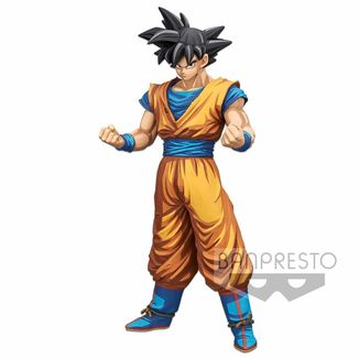 Son Goku Manga Dimensions Figure Dragon Ball Z Grandista