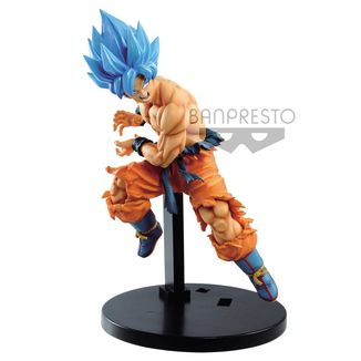 Figura Son Goku SSGSS Dragon Ball Broly Super Tag Fighters