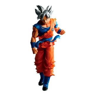 Figura Son Goku Ultra Instinct Dragon Ball Heroes Ichibansho