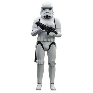 Figura Stormtrooper Deluxe Version Star Wars Movie Masterpiece