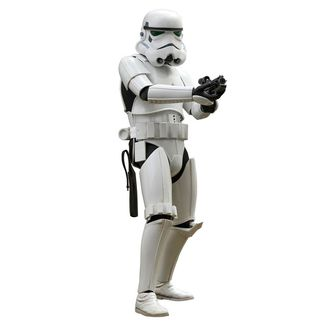 Figura Stormtrooper Star Wars Movie Masterpiece
