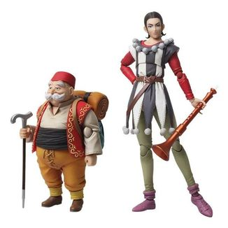Sylvando & Rab Figure Dragon Quest XI Echoes of an Elusive Age Bring Arts