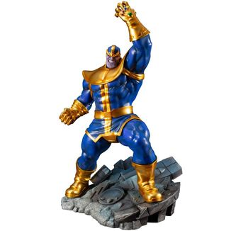 Thanos Figure Marvel Universe Avengers Series ARTFX+