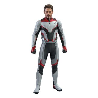 Figura Tony Stark Team Suit Vengadores Endgame Marvel Comics Movie Masterpiece