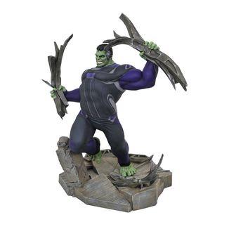 Figura Tracksuit Hulk Vengadores Endgame Diorama Marvel Movie Gallery
