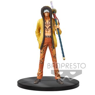 Figura Trafalgar Law One Piece Stampede DXF Grandline Men