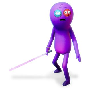 Figura Trover Saves the Universe