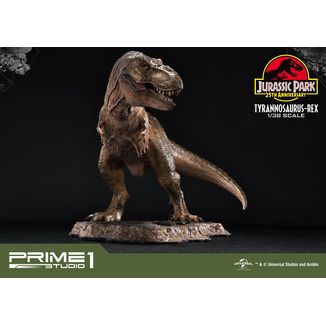 Tyrannosaurus Rex Figure Jurassic Park Prime Collectibles