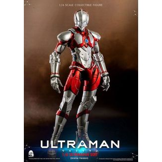 Figura Ultraman Suit Anime Version Ultraman