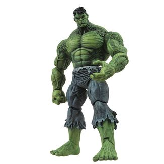 Figura Unleashed Hulk Marvel Comics Marvel Select