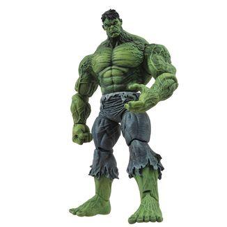 Unleashed Hulk Figure Marvel Comics Marvel Select