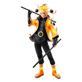 Figura Uzumaki Naruto Rikudo Sennin Mode Naruto Shippuden G.E.M.