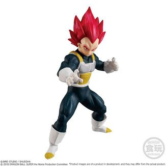 Figura Vegeta SSG Dragon Ball Super Styling Collection
