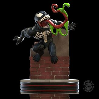 Figura Venom Marvel Comics Q-Fig