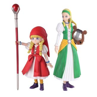 Figura Veronica & Serena Dragon Quest XI Echoes of an Elusive Age Bring Arts