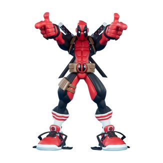 Figura Wade by Tracy Tubera Marvel Comics Super Heroes in Sneakers