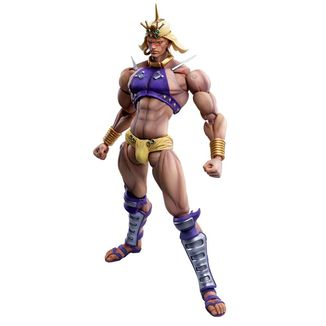 Wamuu Figure Jojo's Bizarre Adventure Super Action Chozokado