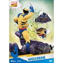 Wolverine Figure Marvel comics D-Stage