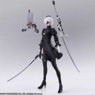 Figura YoRHa No.2 Type B Version 2.0 NieR Automata Bring Arts