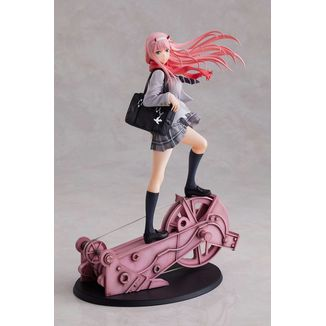 Figura Zero Two School Uniform Darling in the Franxx