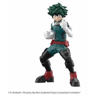 Model Kit 14cm Izuku Midoriya My Heroe Academia