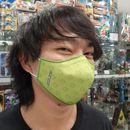 Kurogami Kuroneko Face Mask