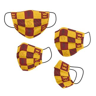 Griffindor quidditch Harry Potter fabric mask