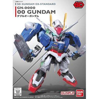 Model Kit 00 Gundam SD EX-Standard 008 Gundam