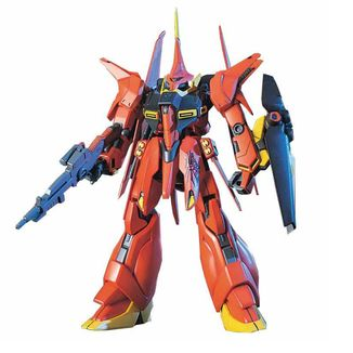 Model Kit AMX-107 Bawoo 1/144 HG Gundam