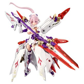 Model Kit Asra Nine Tails Megami Device