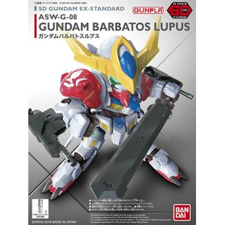 Barbatos Lupus Model Kit Gundam: SD EX-Standard 014
