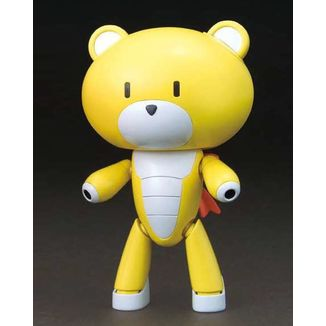 Beargguy Winning Yellow 1/144 HG Model Kit Gundam Build Fighters Try