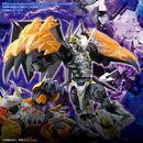 Model Kit Black WarGreymon Digimon Adventure Figure Rise Amplified