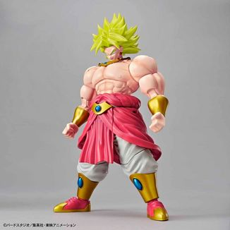 Model Kit Broly Legendary SS Figure Rise Standard Dragon Ball Z