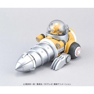 Chopper Drill Model Kit Chopper Robo 4 One Piece